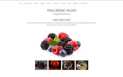 Sitio web perlaberant.com