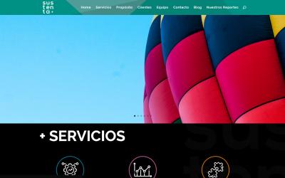 Sitio web sus-tenta.cl